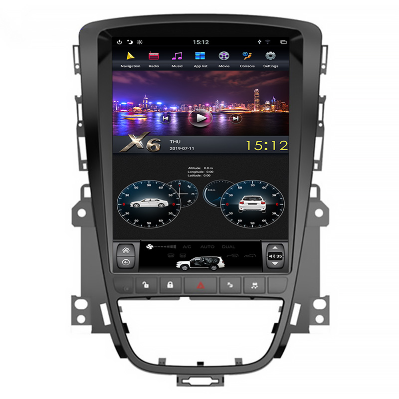 10.4 inch  10.4 inch Buick Excelle  2009-2013  car dvd player car audio system
