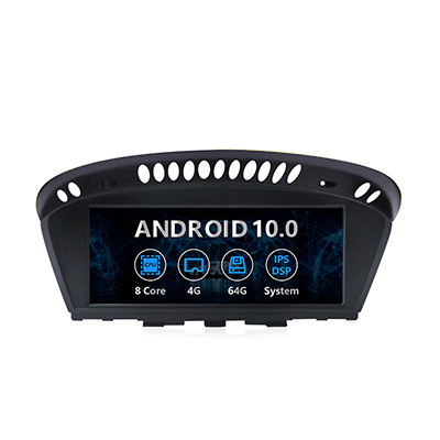 8.8 inch bmw 5 series E60 android car dvd player gps navigation