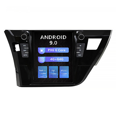 Hot Sale Android Car DVD Stereo Auto Electronics For Toyota Corolla