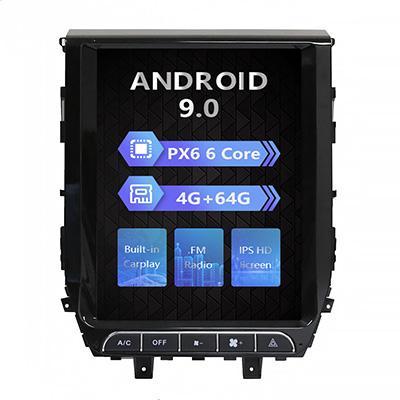 Wholesale Android Car DVD Player With Bluetooth Toyota Land Cruiser