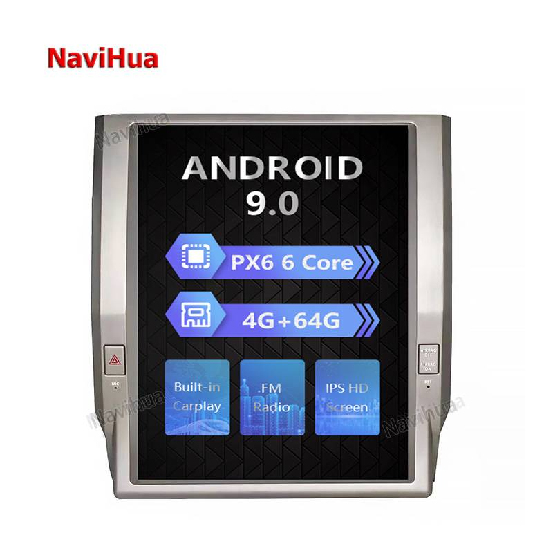 Wholesale Android Car Radio Multimedia System Player For Toyota Tundra