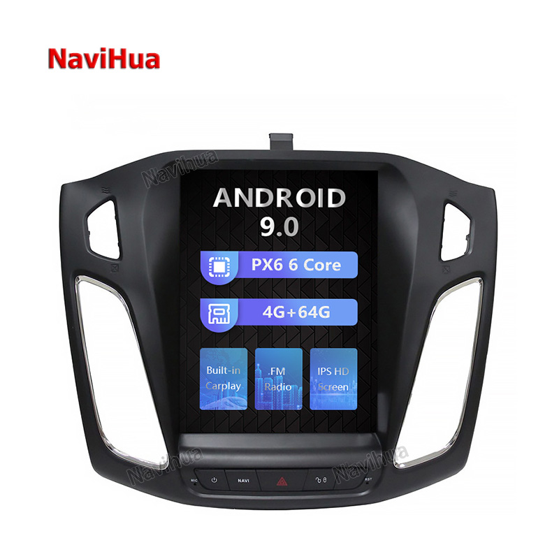 Wholesale Android Car DVD Player With Bluetooth For Ford Focus