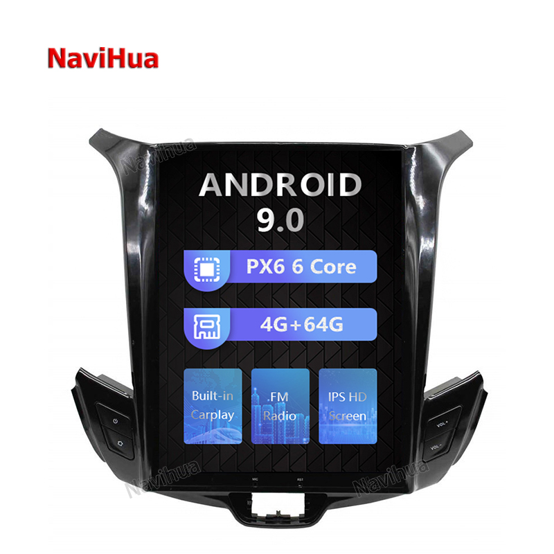 Hot Sale Android Car Bluetooth Stereo Auto Electronic For Chevrolet Cruze