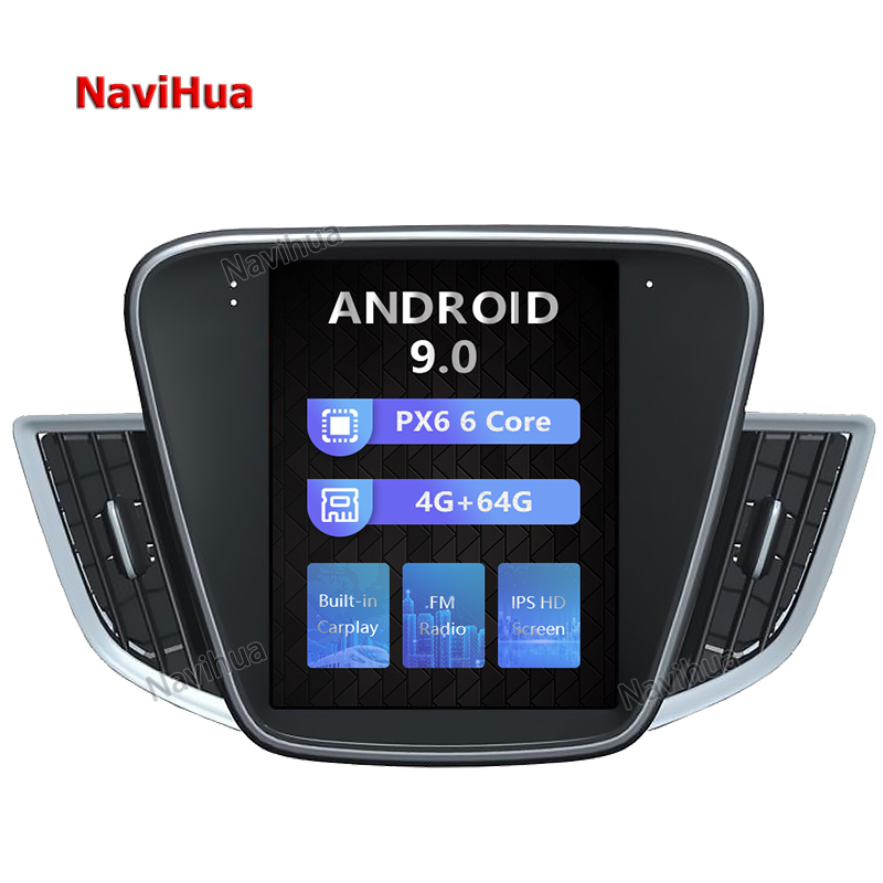 Hot Sale Car Autoradio Android Car DVD GPS Navigation For Chevrolet Cavalier