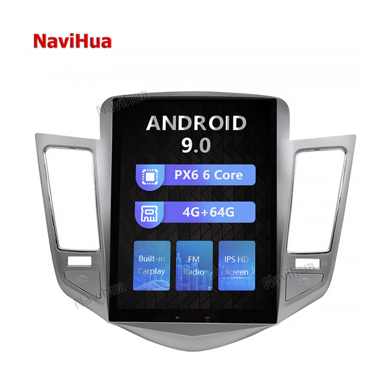 Hot Sale Car Autoradio Bluetooth Android DVD Player For Chevrolet Classic Cruze