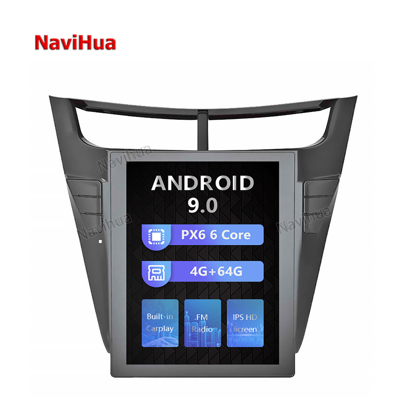 Wholesale Android Car Auto Autoradio Navigation Player For Chevrolet Sail